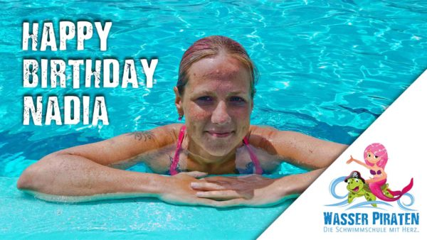 Happy Birthday Nadia