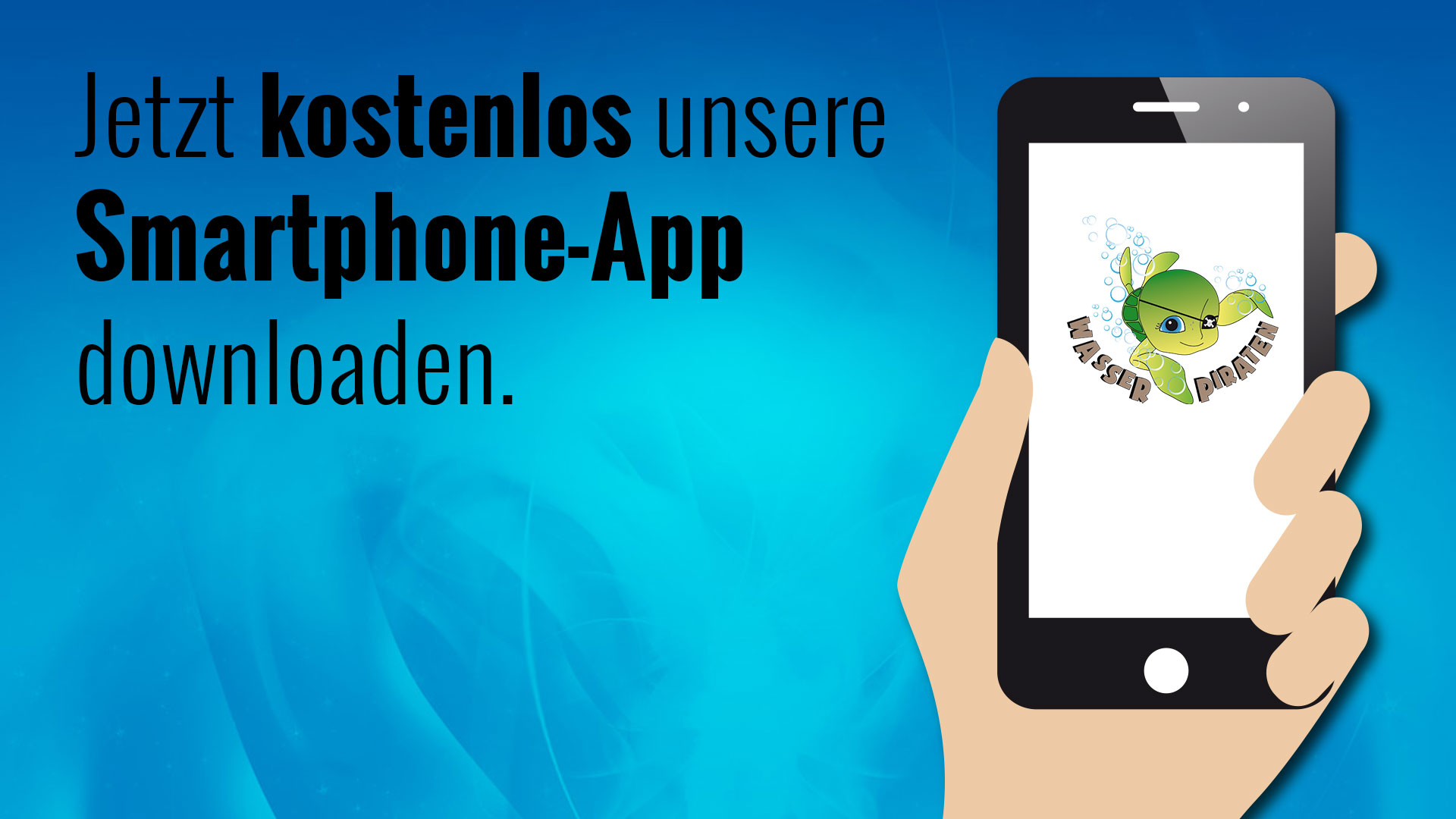 kostenlos unsere wasser piraten smartphone app downloaden. Black Bedroom Furniture Sets. Home Design Ideas