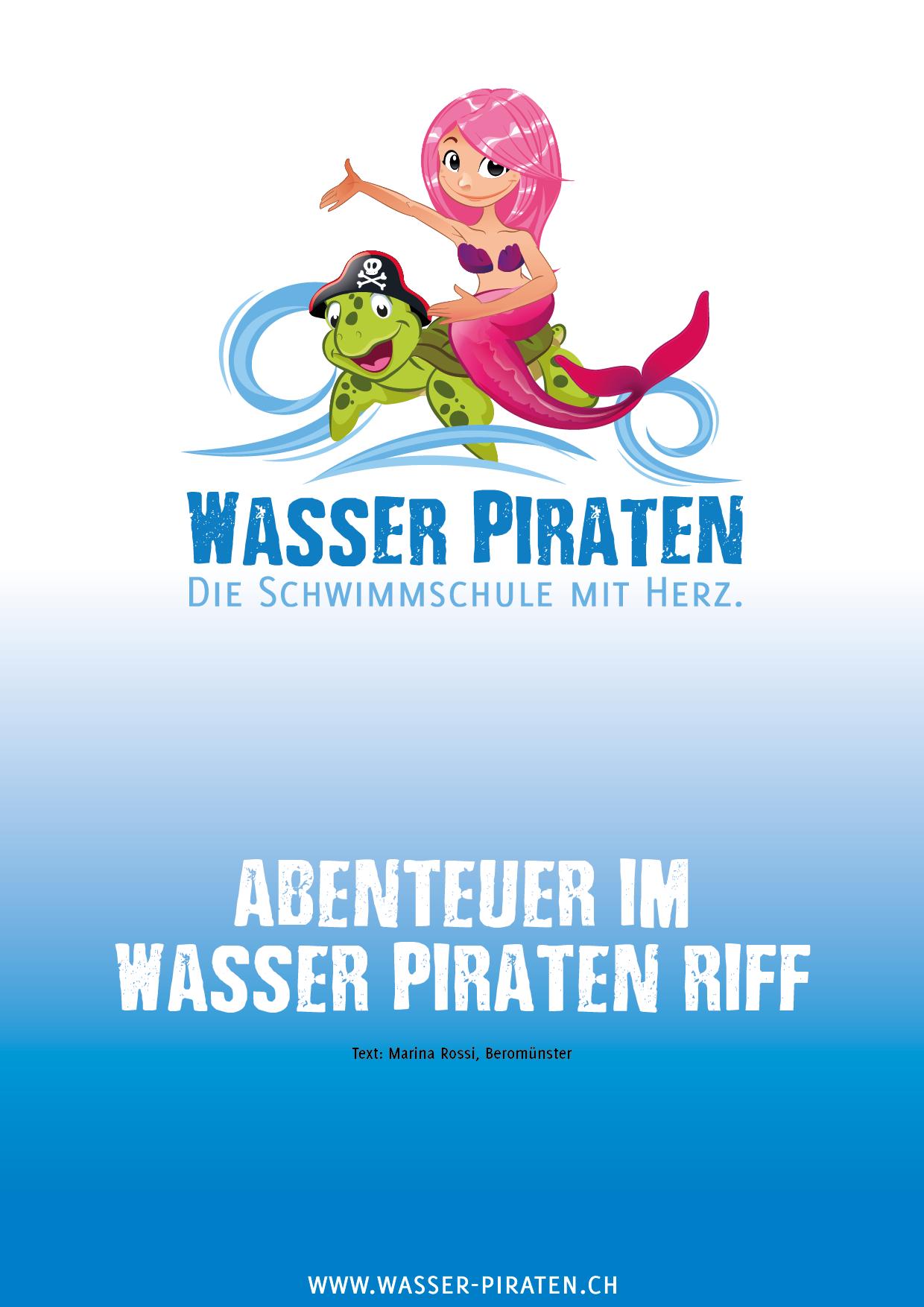Abenteuer im Wasser Piraten Riff