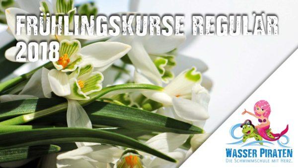 Frühlingskurse Regulär 2018
