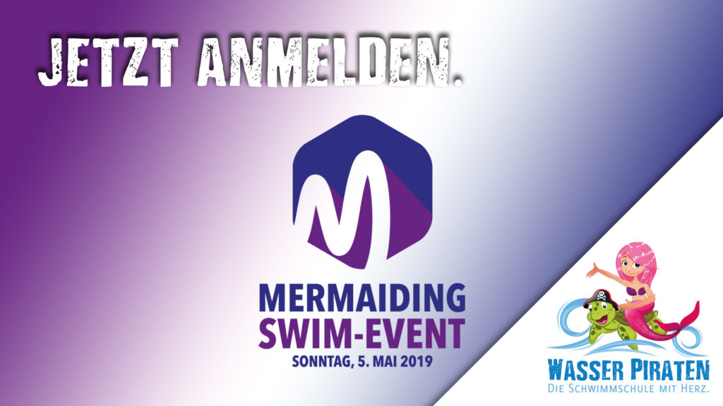 MERMAIDING SWIM-EVENT 2019